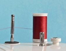 Як користуватися швейною машинкою
