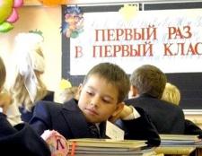Як допомогти першокласникові адаптуватися до школи