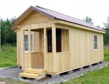 Як побудувати будинок самостійно