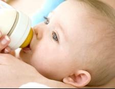 Як правильно догодовувати малюка сумішшю, якщо мало грудного молока