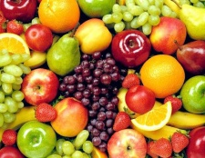 Як правильно зберігати фрукти