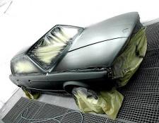 Як правильно перефарбувати автомобіль