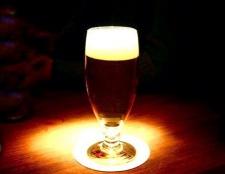Як правильно пити пиво
