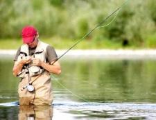 Як правильно вудити рибу