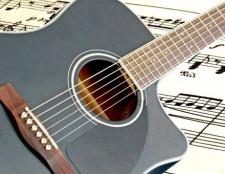 Як перетворити акорди в ноти