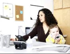 Як перервати відпустку по догляду за дитиною