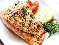 Як приготувати лосося у фользі