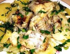 Як приготувати салат з судака