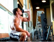 Як приймати амінокислоти при заняттях спортом