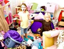 Як привчити дитину берегти речі