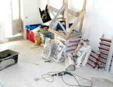 Як розрахувати вартість ремонту двокімнатної квартири