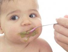 Як урізноманітнити і збагатити меню немовляти