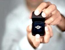 Як романтично пропозицію руки і серця