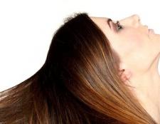 Як зробити бананову маску для волосся