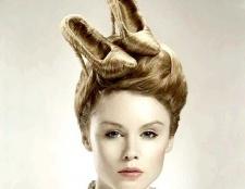 Як зробити епатажну зачіску