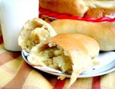 Як зробити тісто на пиріжки з картоплею
