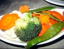Як зберегти поживні речовини овочів