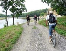 Як скласти маршрут велосипедної прогулянки по москві
