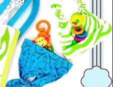 Як зшити шапочку-панамку дитині