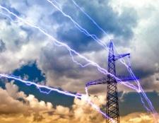 Як тече електричний струм