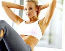 Як тренуватися, щоб скинути вагу