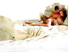 Як здивувати дівчину в ліжку