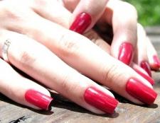 Як зміцнити нігті після нарощування
