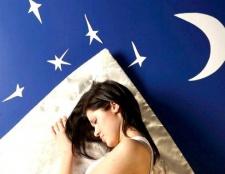 Як заснути без снодійного