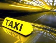Як влаштуватися на роботу в таксі