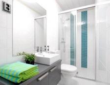 Як збільшити простір у ванній