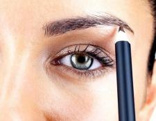 Як вибрати колір олівця для брів