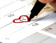 Як вибрати дату весілля для щасливого шлюбу