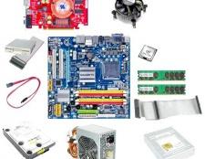 Як вибрати і купити комп'ютерні комплектуючі