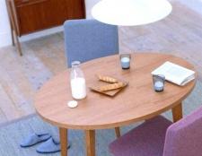 Як вибрати і купити розкладний стіл