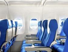 Як вибрати краще місце в літаку