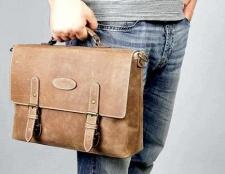 Як вибрати чоловічу сумку