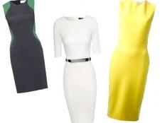 Як вибрати сукню-футляр