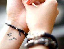 Як вибрати татуювання для нанесення на зап'ясті