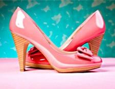Як вибрати туфлі на випускний вечір