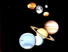 Як виглядає сонячна система