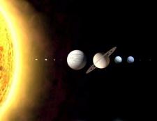Як виглядають планети сонячної системи