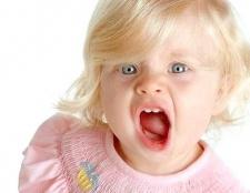 Як вилікувати ангіну у дитини 2 років