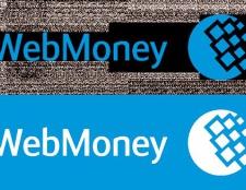 Як вивести гроші з гаманця webmoney