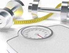 Як за тиждень схуднути на 3 кг