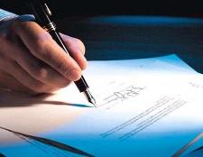 Як укласти договір надання послуг
