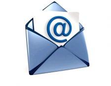 Як записується адреса електронної пошти