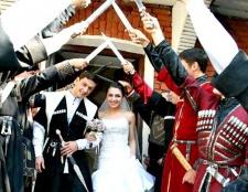 Як знайомляться і одружуються в грузії