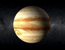 Яка планета найбільша в сонячній системі