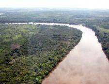 Яка річка найглибша