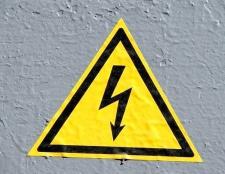Які бувають наслідки від удару струмом